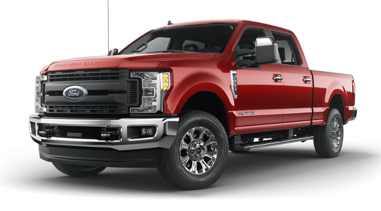 2019 Ford Superduty F-250 King Ranch Truck